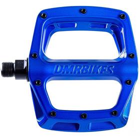 DMR V8 Pedaler blå